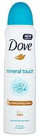 Дезодорант Dove спрей Mineral touch 150 мл антиперспирант, фото 1