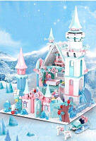 Конструктор Frozen Sluban (Холодное сердце) 1324 детали 0789