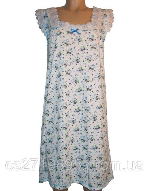 Сорочка женская 5-136 КЛАРА 56-62 размеры