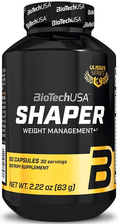Жіросжігателя BioTech USA Ulisses Shaper 90 caps