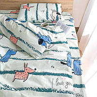 Подростковый комплект постельного белья 20114