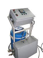 Мобильная система автоматической дозировки воды и пластификатора с влагомером под компьютерным управлением