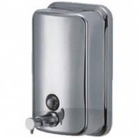 Дозатор ж/мыла 1л нерж глянец SD-1000 S