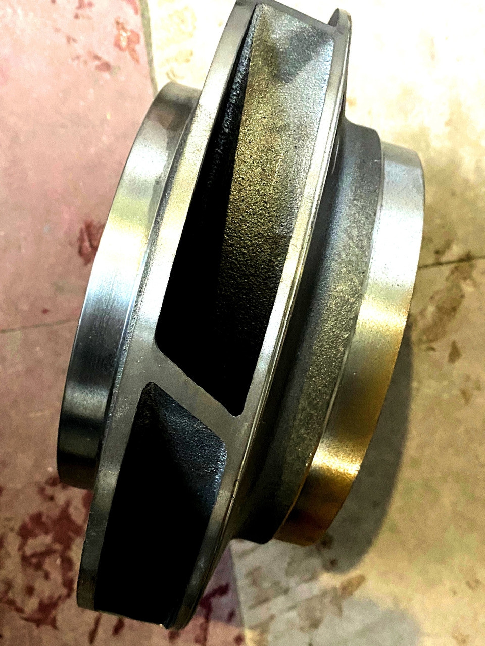 Литье металла под заказ: серый чугун