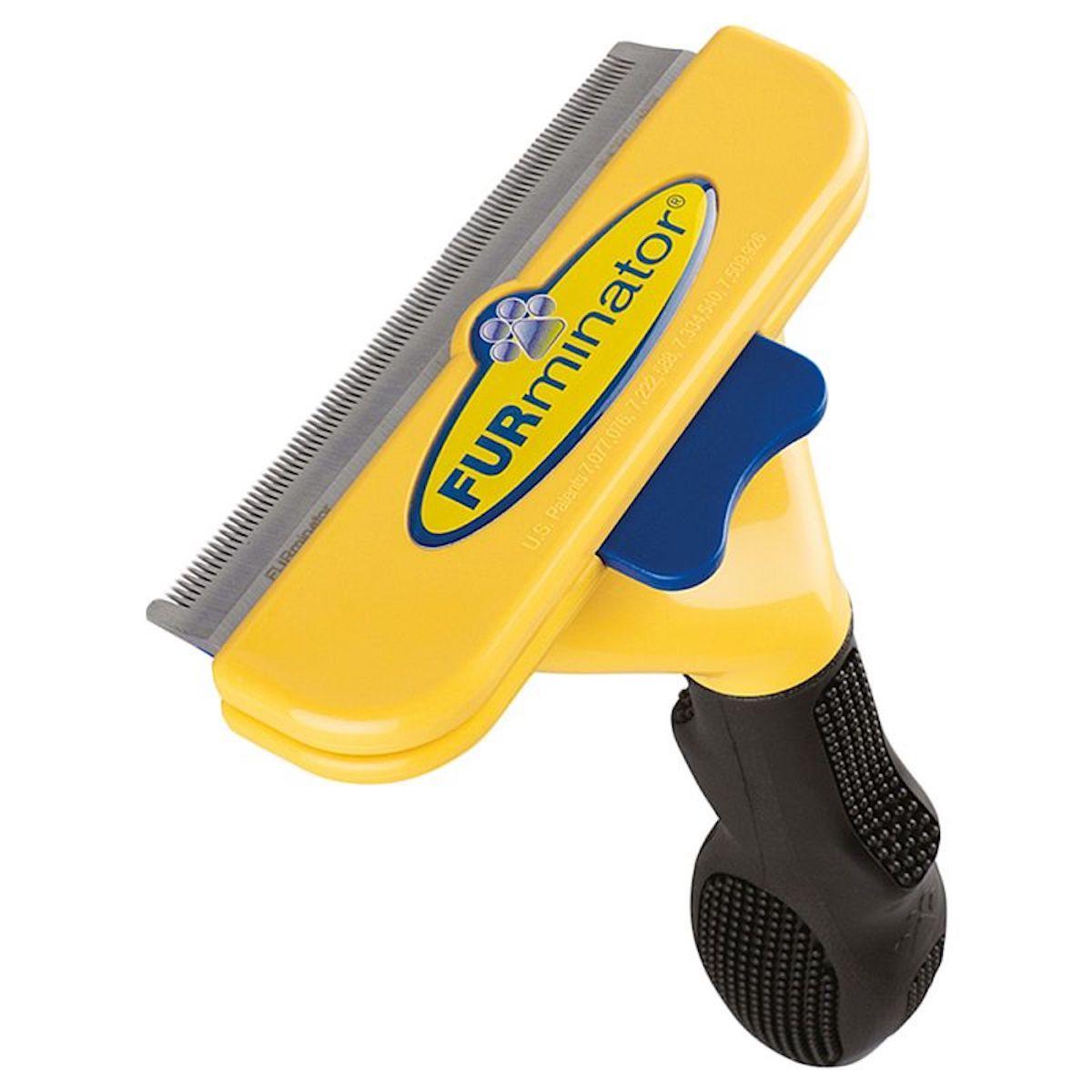 Распродажа! Фурминатор для собак FURmate de Shedding tool - размер L, щетка расческа для животных