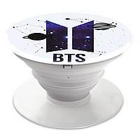 Попсокет (Popsockets) держатель для смартфона группы BTS (БТС)  (8754-1095)