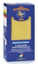 Листы для лазаньи Luigi Tomadini 250 g