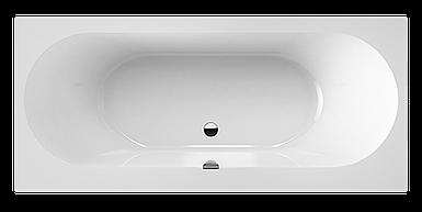 Ванна VILLEROY&BOCH OBERON 2.0 в комплекті з ніжками та сифоном 180х80