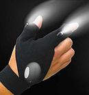 [ОПТ] Перчатка с фонариком Glovelite, фото 3