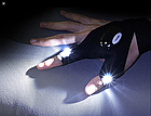 [ОПТ] Рукавичка з ліхтариком Glovelite, фото 4