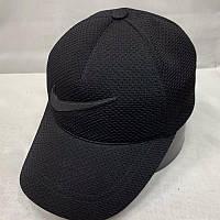 Бейсболка унисекс Nike реплика Черная
