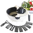 [ОПТ] Овочерізка Wet basket vegetable cutter, фото 3