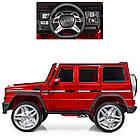 Детский электромобиль Джип Mercedes Benz 4WD M 3567EBLRS-3(4WD) красный автопокраска ***, фото 2