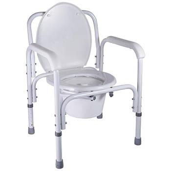 Кресло-туалет 3-в-1