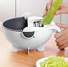 [ОПТ] Овочерізка Wet basket vegetable cutter, фото 4