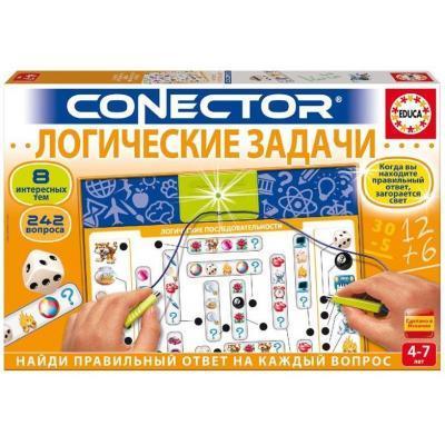 Настольная игра Educa Викторина Логические задачи (8412668174856)