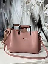 Стильна жіноча сумка, фото 2