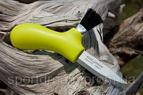 Ніж Morakniv Mushroom Knife Karl-Johan зелений 10935