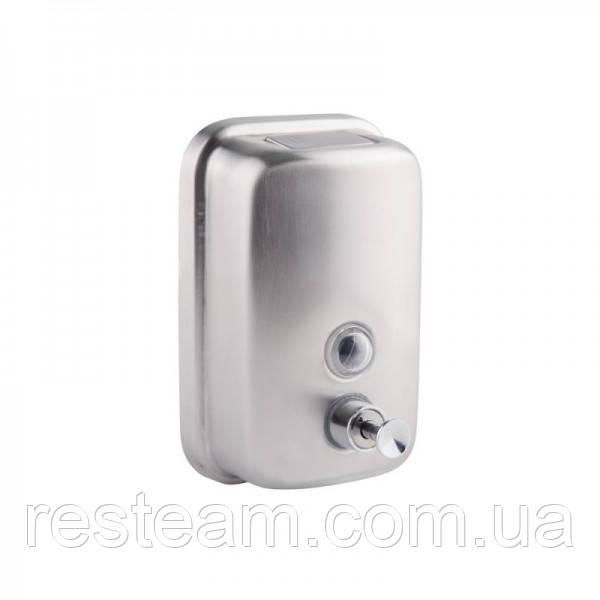 Дозатор ж/мыла 0,5 л хром GF (CRM)/S-405-5