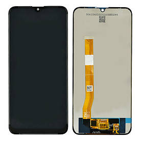 Дисплей для Oppo Realme C2 | A1k с сенсорным стеклом (Черный) Оригинал Китай