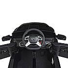 Детский электромобиль Джип Mercedes Benz M 3568EBLR-2 черный**, фото 4