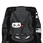 Детский электромобиль Джип Mercedes Benz M 3568EBLR-2 черный**, фото 7