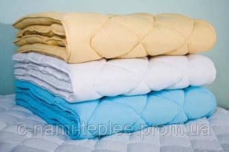 Одеяло бамбуковое двуспальное 175х205 см Королева снов
