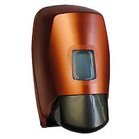 Дозатор ж/мыла 0,5 л пластик бронза