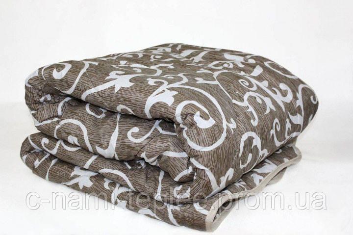 Одеяло меховое (закрытый мех) полуторное 145х205 см