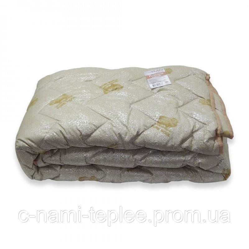 Одеяло стеганое шерстяное Vladi 200х220 см