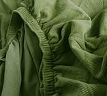 Чехол на кресло Молочный Home Collection Evibu Турция, фото 2