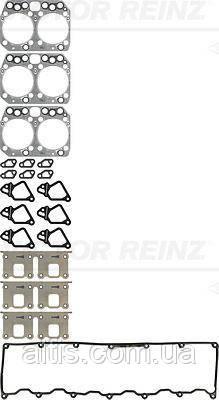 51009006685 Верхний Комплект прокладок MAN TGL, TGM D0836 / VICTOR REINZ 02-27660-04