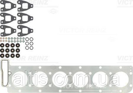 51009006710 Верхний Комплект прокладок MAN TGA, TGS, TGX D2066 / VICTOR REINZ 02-37180-02