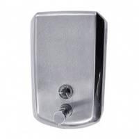 Дозатор ж/мыла 0,5 л нерж мат ZG-1602 S