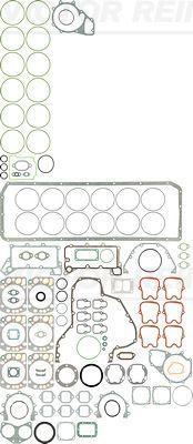 51009006598 Набор прокладок (полный) D2566 / VICTOR REINZ 01-25110-47