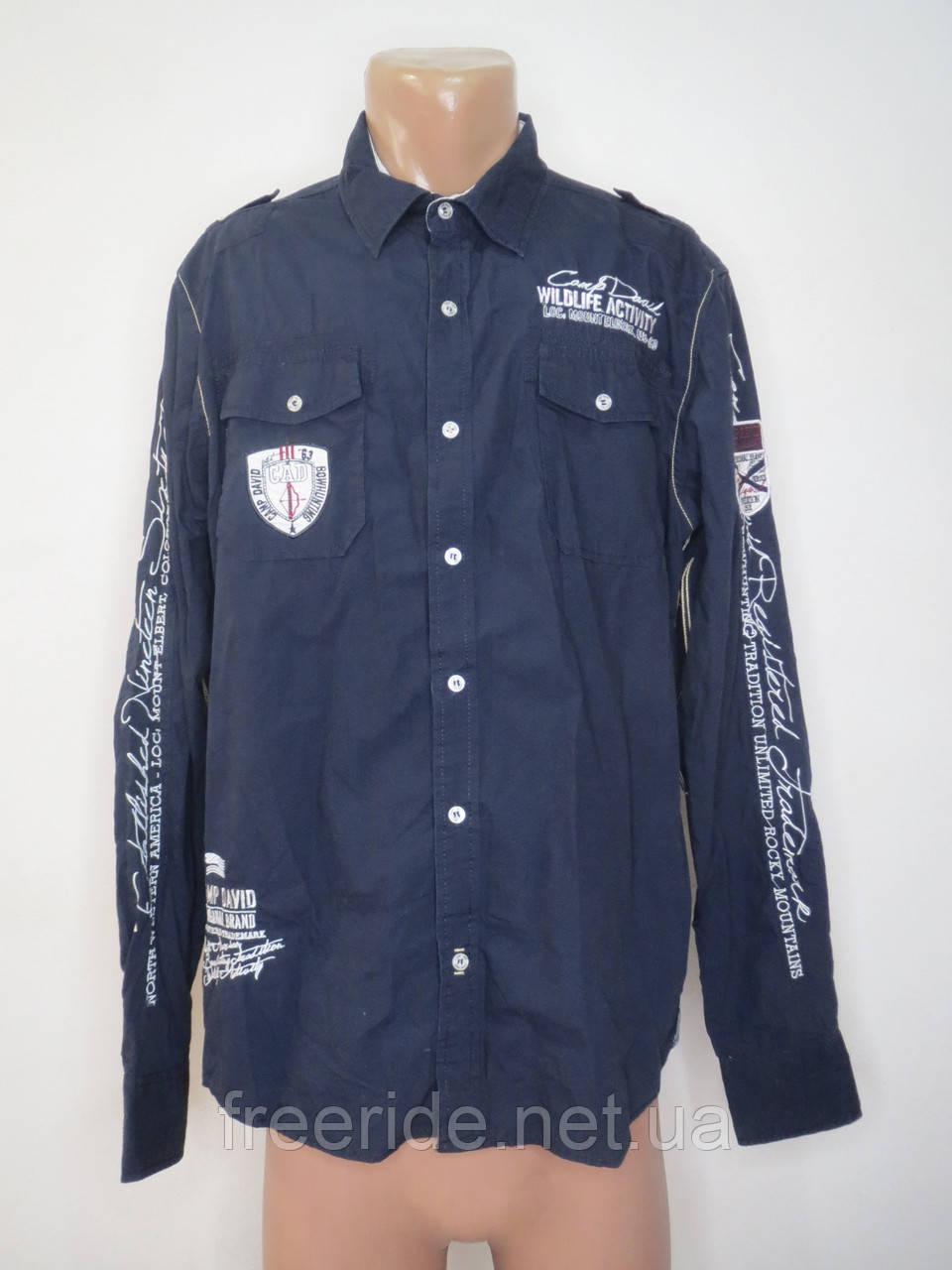 Фирменная рубашка Camp David (L)