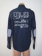 Фирменная рубашка Camp David (L), фото 2