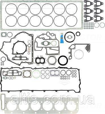 51009006696 Набор прокладок (полный) MAN HOCL D2676 / VICTOR REINZ 01-37295-01
