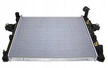 Радиатор охлаждения основной Renault Kangoo 1.5 dCi дизель (NRF 58217)