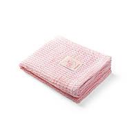 Одеяло розовое бамбуковое для новорожденного из TM BabyOno