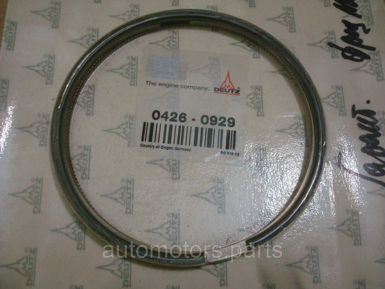 Кольца поршневые в комплекте Deutz 04260929