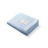 Одеяло голубое бамбуковое для новорожденного из TM BabyOno