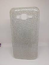 Чехол Samsung Galaxy J5 (J500) 2015 Silver Dream