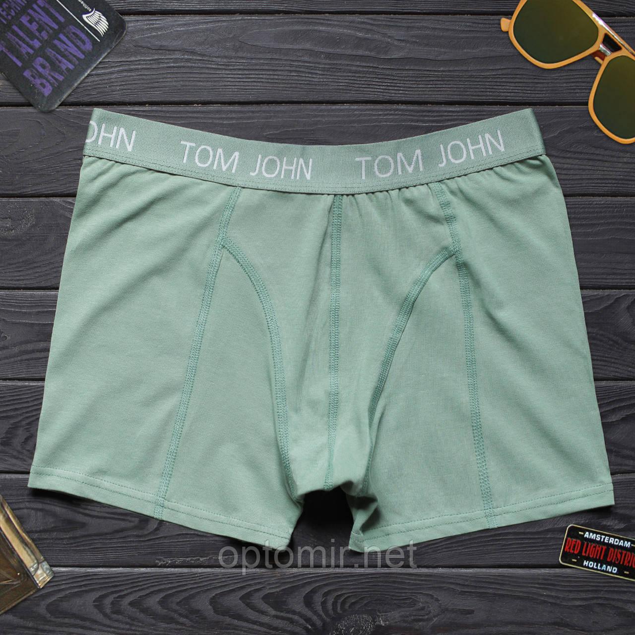 Трусы мужские боксеры Tom John Турция M, XL, 2XL | 1 шт.