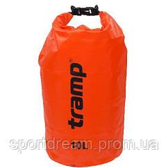 Гермомешок Tramp TRA-111-orange PVCDiamondRip-Stop 10