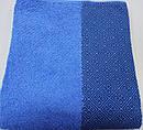Полотенце махровое 50*90 см синее, фото 2