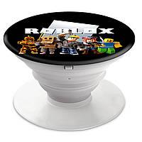 Попсокет (Popsockets) держатель для смартфона Roblox  (8754-1219)