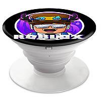 Попсокет (Popsockets) держатель для смартфона Roblox  (8754-1218)
