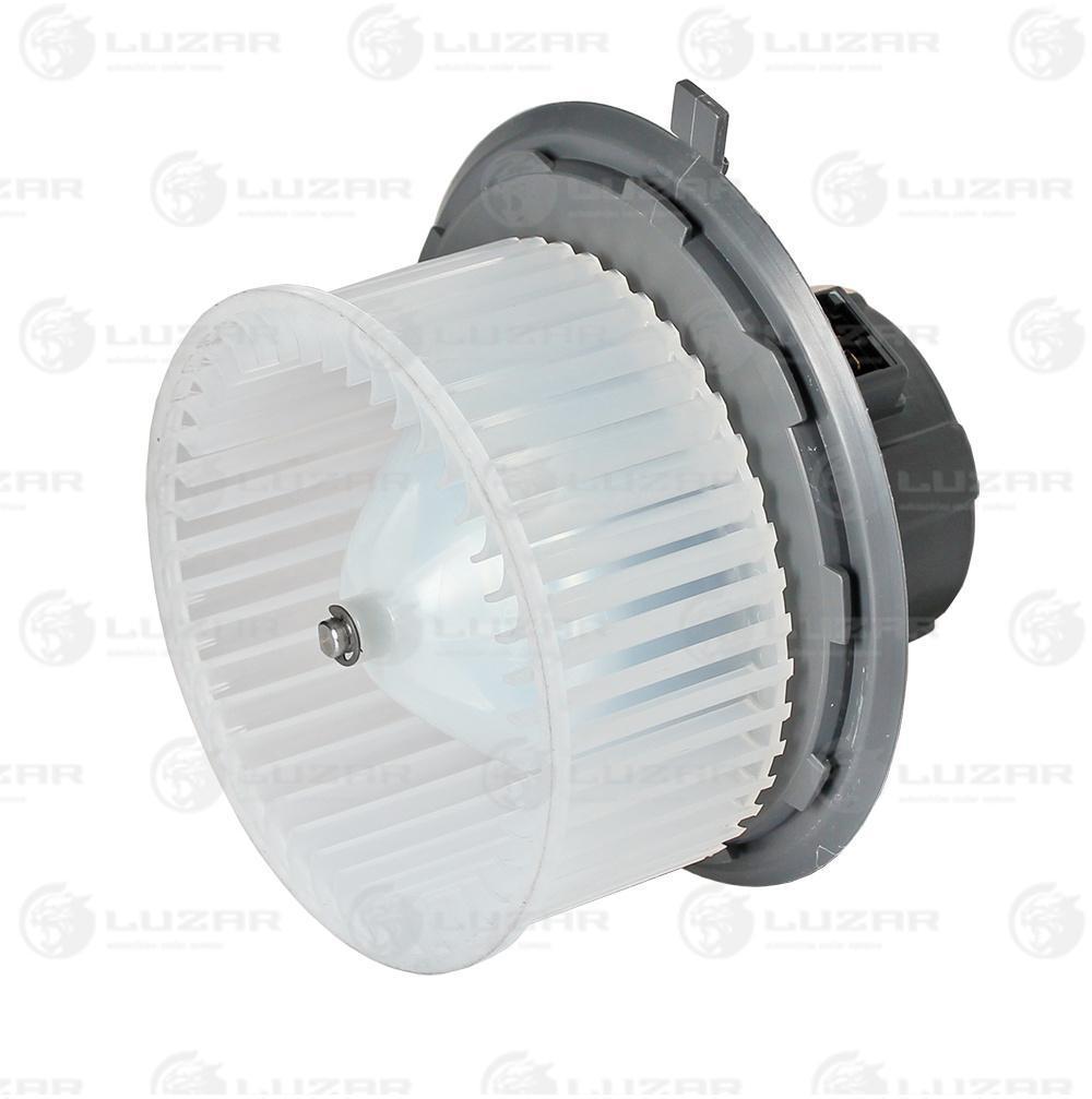 Вентилятор отопителя Матиз (02-) Luzar LFh 0552 96279352