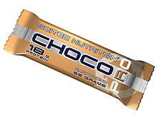 Протеиновый батончик Scitec Nutrition Choco Pro 55g (КАПУЧИНО)